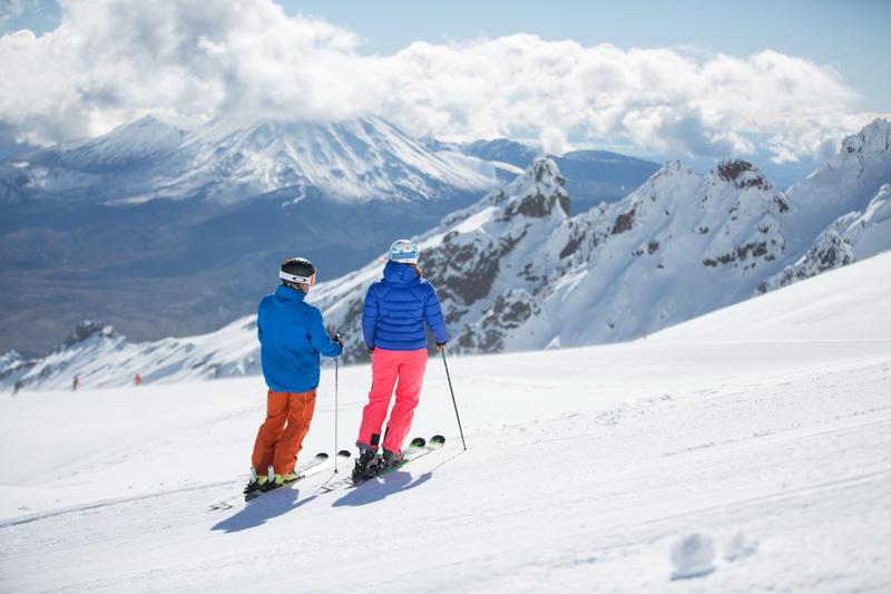 Whakapapa Ski Area, Mt Ruapehu(1)